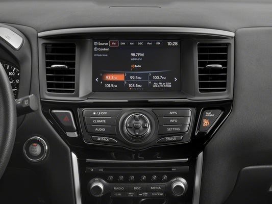 2018 Nissan Pathfinder S In Cohet Ma Coastal Auto Center