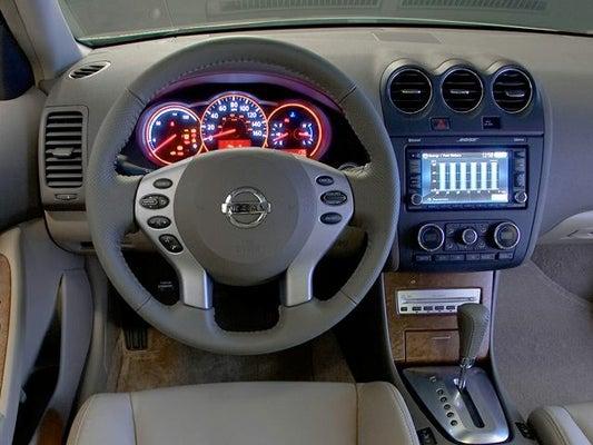 2009 Nissan Altima Hybrid In Cohet Ma Coastal Auto Center